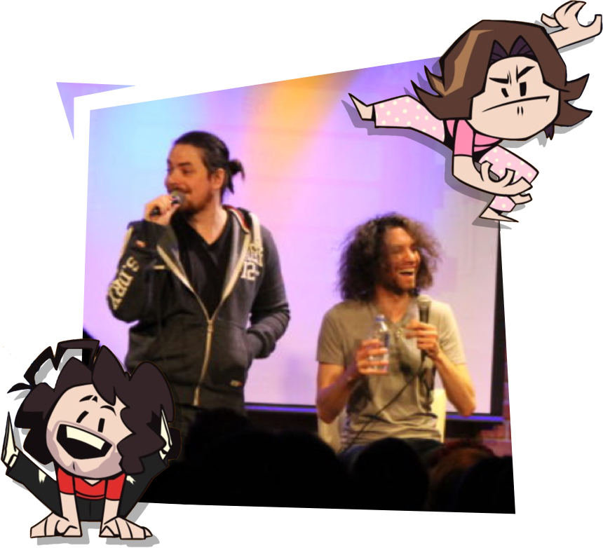 Game Grumps About